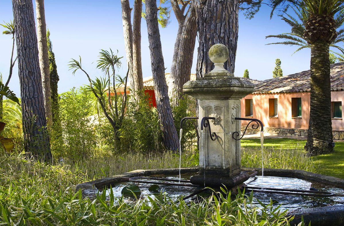 Séjour Corse - jardins