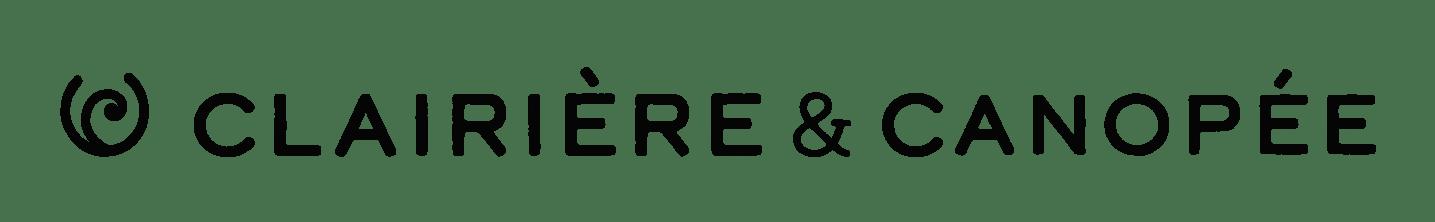 logo clairière et canopée